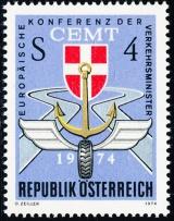 Rakousko - čistá - č. 1457