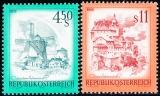 Rakousko - čistá - č. 1519-1520