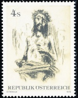 Rakousko - čistá - č. 1626