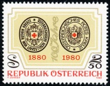 Rakousko - čistá - č. 1634