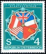 Rakousko - čistá - č. 1641