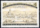 Rakousko - čistá - č. 1645