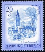 Rakousko - čistá - č. 1649
