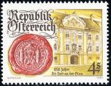 Rakousko - čistá - č. 1675