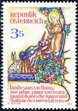 Rakousko - čistá - č. 1703