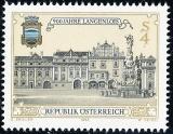 Rakousko - čistá - č. 1708