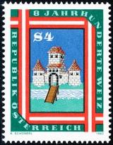 Rakousko - čistá - č. 1709