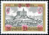 Rakousko - čistá - č. 1740