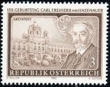 Rakousko - čistá - č. 1746
