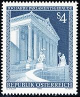 Rakousko - čistá - č. 1760