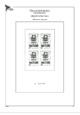 Albové listy A4,  POMfila ČR – černotisky (PT+PTR) - ročník 1993-2014, (65 listů), bez obalů, papír 160gr.