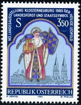 Rakousko - čistá - č. 1808