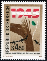 Rakousko - čistá - č. 1810