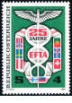 Rakousko - čistá - č. 1813