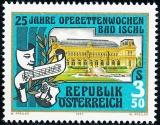 Rakousko - čistá - č. 1820