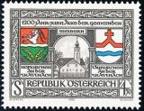 Rakousko - čistá - č. 1824