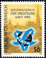 Rakousko - čistá - č. 1828