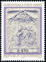 Rakousko - čistá - č. 1832
