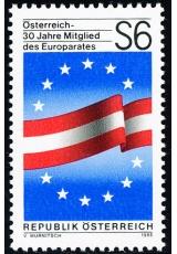 Rakousko - čistá - č. 1842