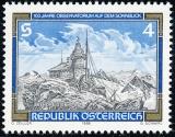 Rakousko - čistá - č. 1857