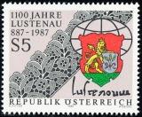Rakousko - čistá - č. 1885