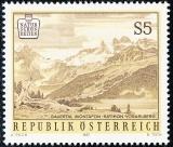 Rakousko - čistá - č. 1896