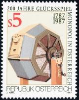 Rakousko - čistá - č. 1904