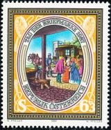 Rakousko - čistá - č. 1907