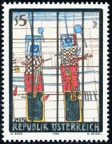 Rakousko - čistá - č. 1938