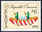Rakousko - čistá - č. 1956