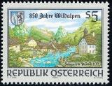 Rakousko - čistá - č. 1969