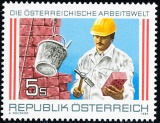 Rakousko - čistá - č. 1973