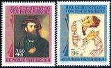 Rakousko - čistá - č. 1991-1992
