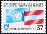 Rakousko - čistá - č. 2004