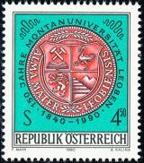 Rakousko - čistá - č. 2007