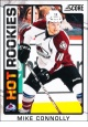 Hokejov� karty SCORE 2012-13 - Rokkie - Mike Connolly - 506