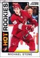 Hokejové karty SCORE 2012-13 - Rokkie - Michael Stone - 512