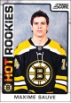 Hokejové karty SCORE 2012-13 - Rokkie - Maxime Sauve - 520