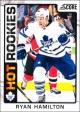 Hokejové karty SCORE 2012-13 - Rokkie - Ryan Hamilton - 523