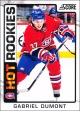 Hokejové karty SCORE 2012-13 - Rokkie - Gabriel Dumont - 534