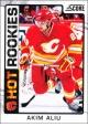 Hokejov� karty SCORE 2012-13 - Rokkie - Akim Aliu - 535