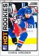 Hokejové karty SCORE 2012-13 - Rokkie - Chris Kreider - 543