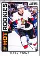 Hokejové karty SCORE 2012-13 - Rokkie - Mark Stone - 548
