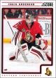 Hokejové karty SCORE 2012-13 - Craig Anderson - 330