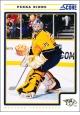 Hokejové karty SCORE 2012-13 - Pekka Rinne - 266