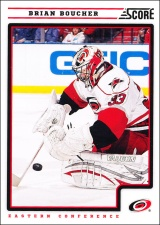 Hokejové karty SCORE 2012-13 - Brian Boucher - 115