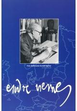 PT4, Endre Nemes - 1996 - židle - poštovní známky