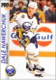 Hokejov� karty Pro Set 1992-93 - Dale Hawerchuk - 12