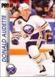 Hokejové karty Pro Set 1992-93 - Donald Audette - 18