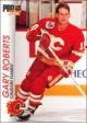 Hokejové karty Pro Set 1992-93 - Gary Roberts - 21